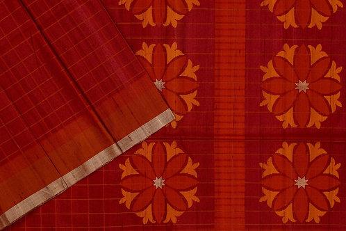 Sita mahalakshmi Raw silk saree PSSM05SMLAJE201103