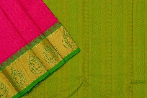 Amrith weaves creation soft silk saree PSAC090011