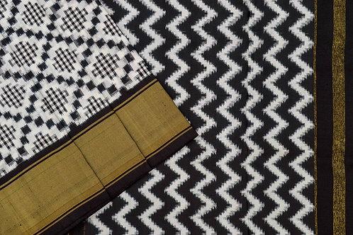 Indo fabric pochampalli silk saree PSIF060038