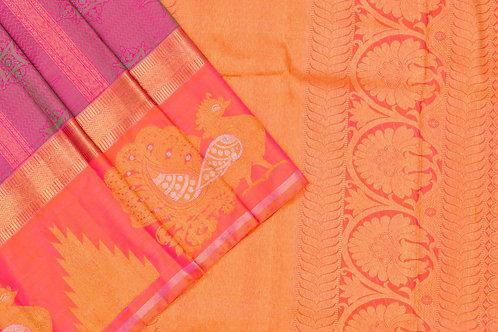 Shreenivas silks Kanjivaram silk saree PSSR011556