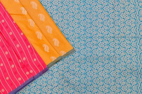 Amrith weaves creation soft silk saree PSAC090059