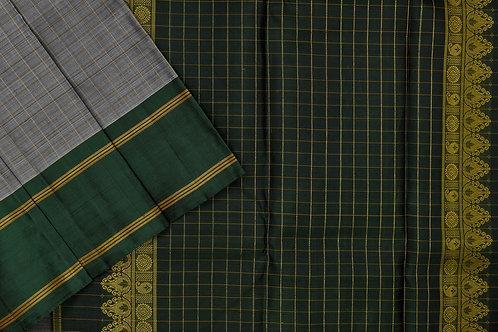 Sita mahalakshmi kanjivaram silk saree PSSM05SMLGAV201112