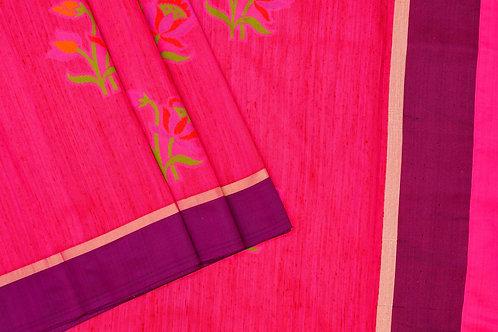Organic silk saree SS1507