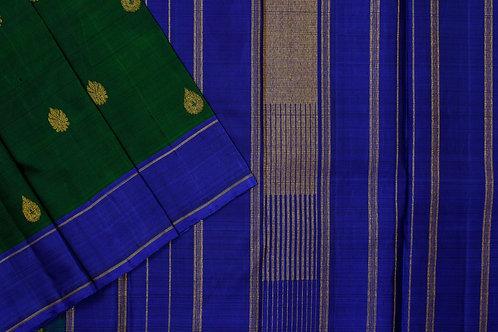 Sita mahalakshmi kanjivaram silk saree PSSM05SMLGAV201118