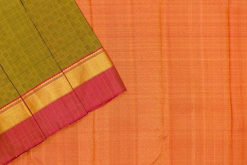 Kanjivaram silk saree SS2130