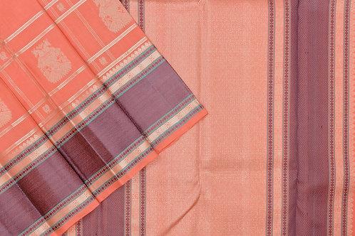 Sita mahalakshmi kanjivaram silk saree PSSM05SMLGAV201127