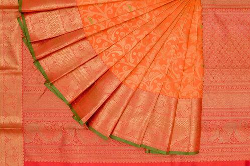 Bridal Kanjivaram silk saree SS1099