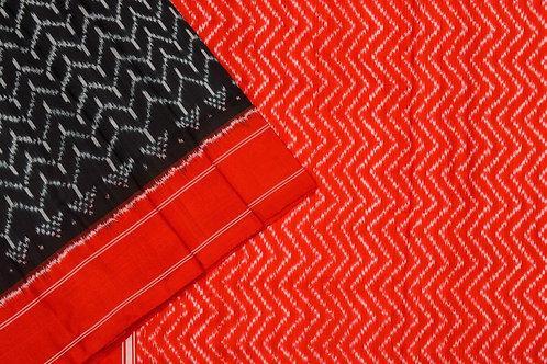 Indo fabric pochampalli silk saree PSIF060030