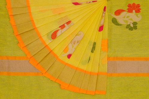 Organic silk saree SS1224