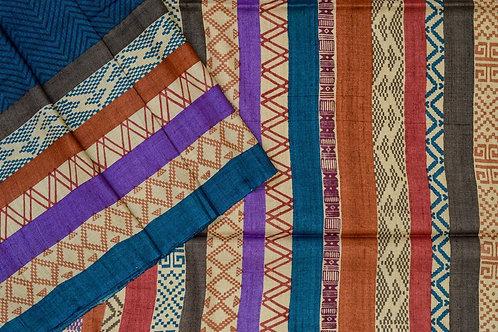 Weavers studio tussar silk saree PSWS140009