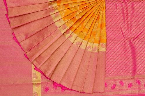 Bridal Kanjivaram silk saree SS1242