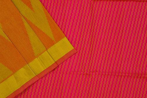 Amrith weaves creation silk Cotton saree PSAC090123