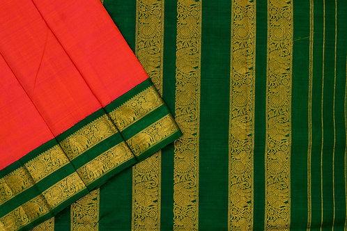 Shreenivas silks nine and a half yards silk saree PSSR011816