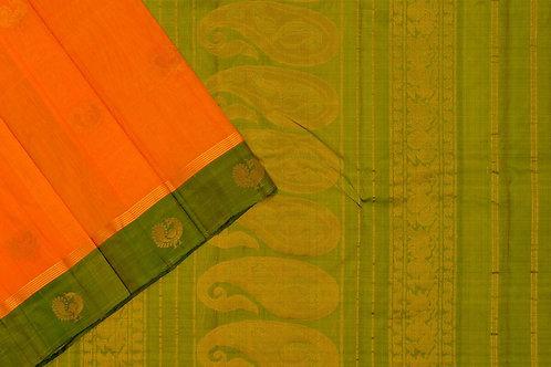 Amrith weaves creation soft silk saree PSAC090211