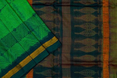 Mura Shibori south silk saree PSMR170002
