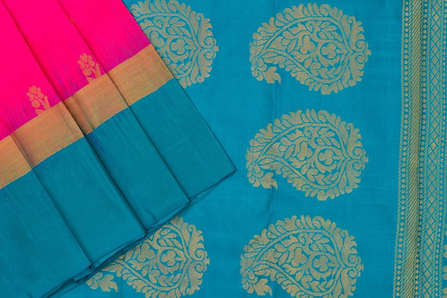 Amrith weaves creation soft silk saree PSAC090033