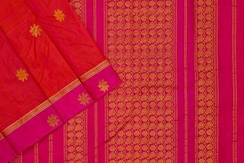 Amrith weaves creation soft silk saree PSAC090212