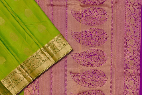 Soft silk saree SS2059