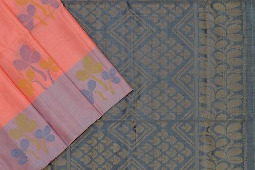 Amrith weaves creation soft silk saree PSAC090182