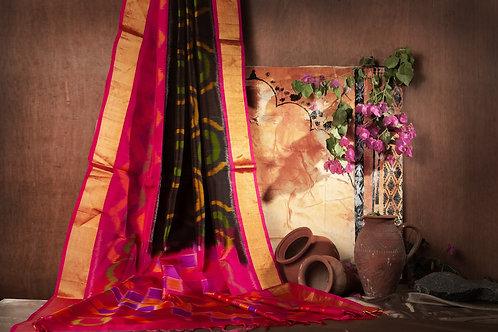 Soft silk saree SS970