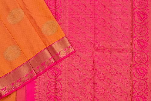 Kanjivaram silk saree SS1875