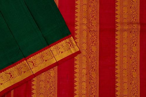 Shreenivas silks nine and a half yards silk saree PSSR011841