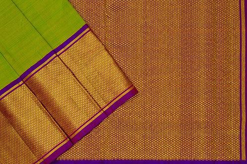 Shreenivas silks nine and a half yards silk saree PSSR011818