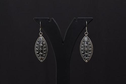 Lasya Silver Earrings LA0011