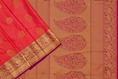 Amrith weaves creation soft silk saree PSAC090206