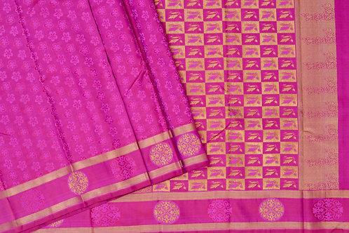 Kanjivaram silk saree  SS1449