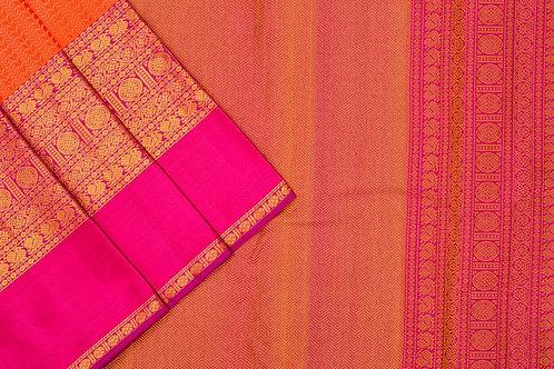 Sita mahalakshmi kanjivaram silk saree PSSM05LKKS200902