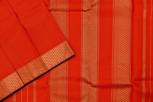 Sita mahalakshmi kanjivaram silk saree PSSM05SMLGAV201132