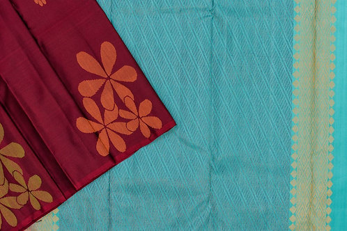 Soft silk saree TL027