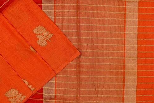 Organic blended silk saree SS2140