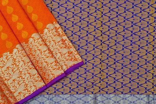 Amrith weaves creation soft silk saree PSAC090022