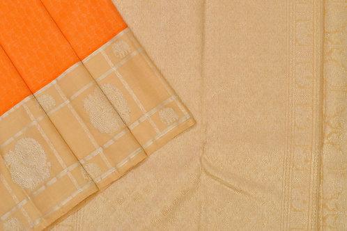 Sita mahalakshmi kanjivaram silk saree PSSM05LRJK2007A5