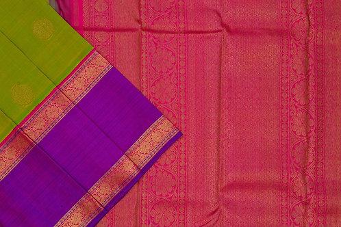 Sita mahalakshmi kanjivaram silk saree PSSM05SMLRJK190829