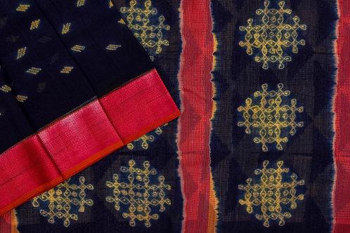 Mura Shibori Maheshwari saree PSMR170029