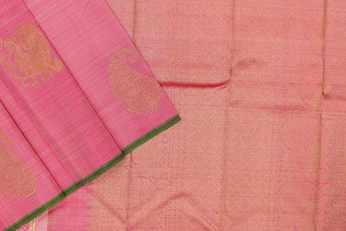 Sita mahalakshmi kanjivaram silk saree PSSM05SMLGAV201128