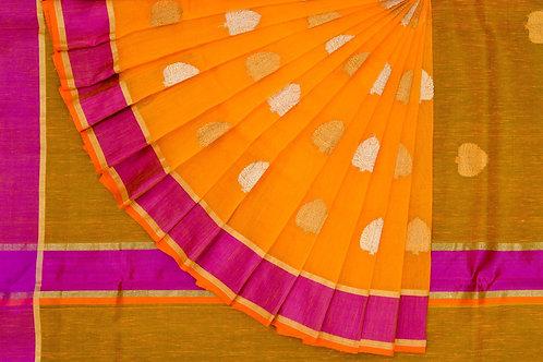 Organic silk saree SS1103