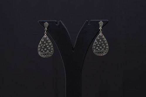 Lasya Silver Earrings PSLA180023