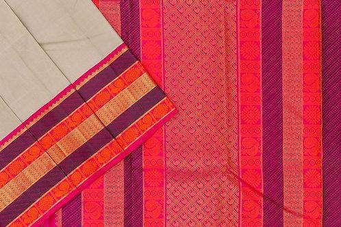 Kanjivaram silk saree SS2004