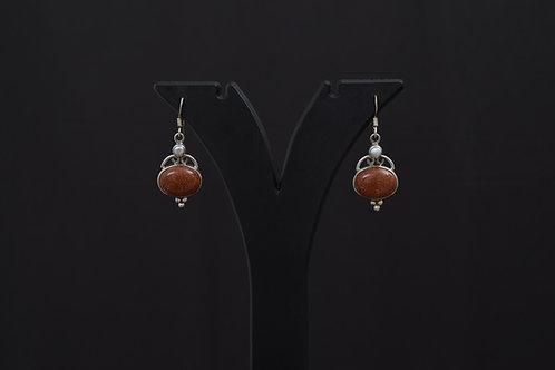 Lasya Silver Earrings LA0018