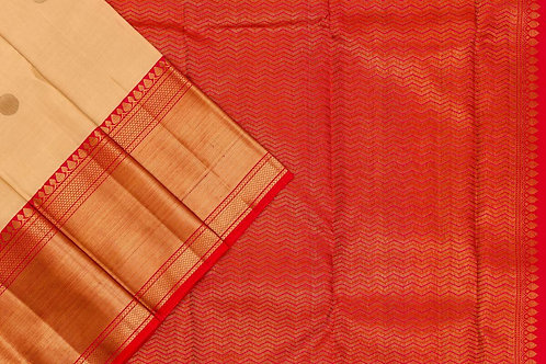 Kanjivaram silk saree SS2000