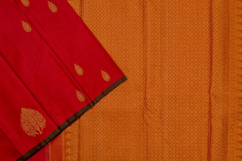 Kanjivaram silk saree SS1904
