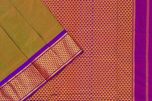 Shreenivas silks nine and a half yards silk saree PSSR011793