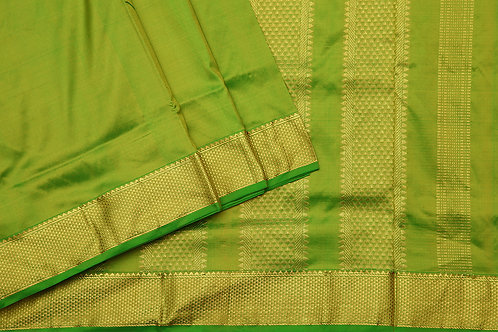 Tharakaram nine and a half yards silk saree PSTK040138
