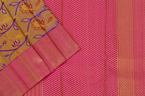Kanjivaram silk saree SS1732
