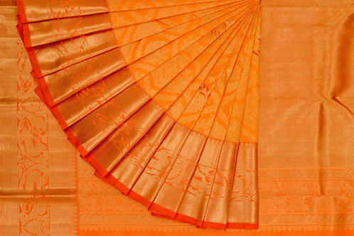 Bridal Kanjivaram silk saree SS1244