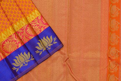 Kanjivaram silk saree SS1667